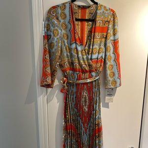 Zara Floral Swing Dress